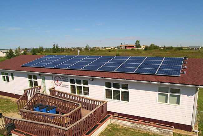 Indigenous Solar Program