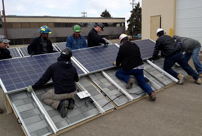 Solar PV Photovoltaic Energy Training